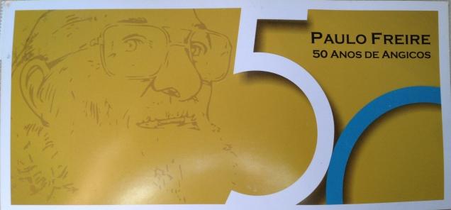 Selo_estampilla Paulo Freire 50 años de Angicos