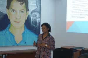 Claudia Santos Almeida - Presentación de proyecto