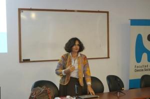 Margarita Victoria Gomez _Coord. Seminário