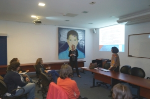 Sylvia Paula Vilhena - Presentación de proyecto